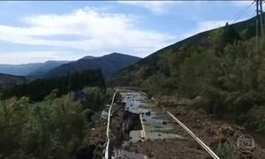 Japão lança alerta contra novos terremotos