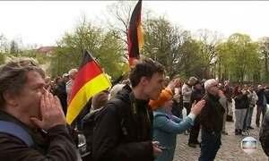 Alemanha prende suspeitos de planejar ataque a bomba contra refugiados