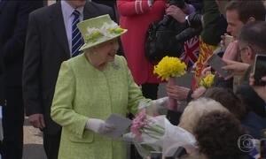 Reino Unido festeja os 90 anos da Rainha Elizabeth