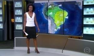 Previsão é de sol em boa parte do Brasil neste feriado
