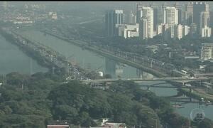 São Paulo tem trânsito tranquilo na manhã de sexta-feira (22)