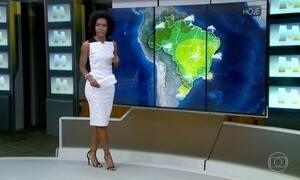 Veja como fica o tempo em todo o Brasil nesta sexta-feira (22)