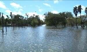 RS tem quatro cidades em situação de emergência por causa das chuvas