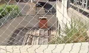 Bandido que escala prédios deixa moradores de Cuiabá apavorados