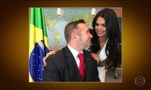 Fotos de mulher de ministro provocam frisson em Brasília