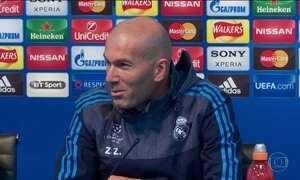 Duelo entre Manchester City e Real Madrid abre semifinais da Liga dos Campeões