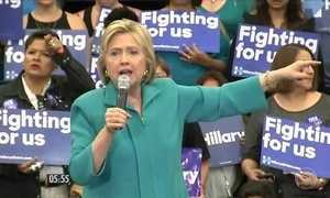 Órgão conclui que Hillary descumpriu regras internas
