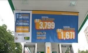 Posto de combustível vende 5 mil gasolinas sem cobrar imposto