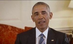 Barack Obama anuncia apoio oficial a Hillary Clinton