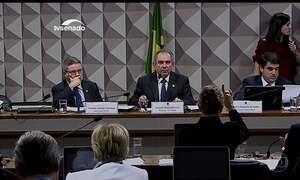 Comissão do impeachment no Senado aprova dispensa de quatro testemunhas