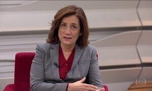 Miriam Leitão comenta negociação sobre o limite dos gastos do governo