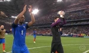 França vence e já está nas oitavas da Eurocopa