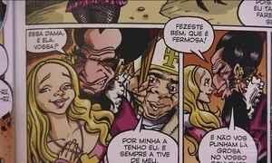 Feira em SP reúne principais editoras do mercado de quadrinhos e mangás