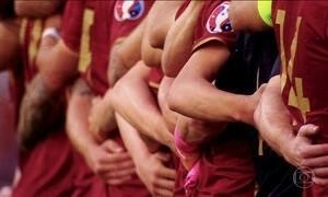 Jogadores da Eurocopa defendem países diferentes dos quais nasceram