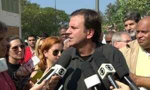 Prefeito do Rio afirma que dinheiro gasto para Olimpíada não tem relação com crise