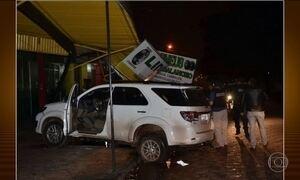 Três pessoas são assassinadas na fronteira enter Brasil e Paraguai