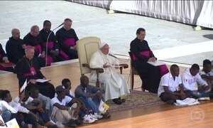 Papa convida refugiados para participar da audiência na Praça São Pedro