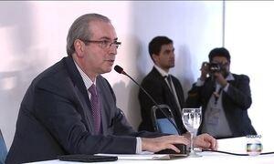 STF deve julgar denúncia da PGR contra Eduardo Cunha