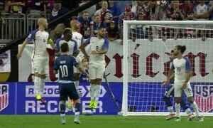 Lionel Messi passa a ser o maior artilheiro da história da seleção argentina