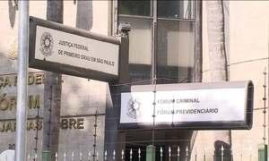 Presos na Operação Custo Brasil da PF começam a depor