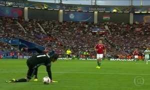 Confira os gols das oitavas de final da Eurocopa