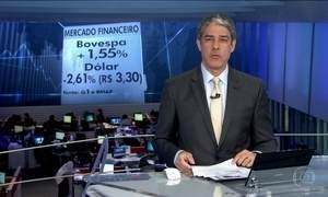 Bolsa de valores sobe 1,55% nesta terça-feira (28)