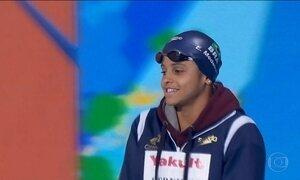Superior Tribunal de Justiça Desportiva absolve por unanimidade a nadadora Etiene Medeiros