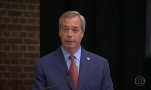 Líder que defendeu a saída do Reino Unido da UE decide renunciar