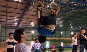 Conheça o centro de treinamento onde os talentos da ginástica são formados no Japão