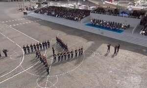França comemora Dia da Bastilha