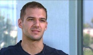 Jogador de vôlei quase tira os atuais medalhistas de ouro da Olimpíada do Rio