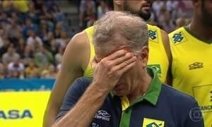 Brasil perde para a Sérvia e é vice da Liga Mundial de Vôlei