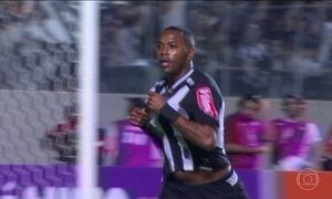 Atlético-MG derrota o Coritiba pelo brasileirão