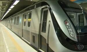 Nova linha de metrô do RJ começará a funcionar na Olimpíada