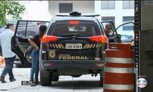 PF indicia 12 por suspeita de pagamento de propina
