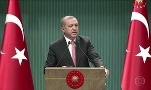 Turquia declara estado de emergência depois da tentativa de golpe