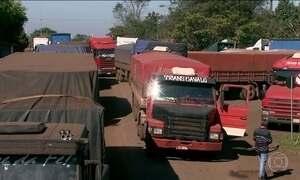 Protesto de auditores fiscais no Porto de Santos causa prejuízo de R$ 200 milhões