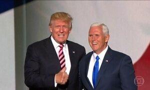 Convenção republicana testa limite entre adversários