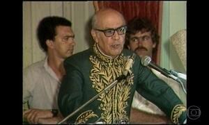 Evaristo de Moraes Filho, jurista e membro da ABL, morre aos 102 anos