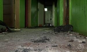 Justiça decreta prisão de dono de clínica que pegou fogo no RS