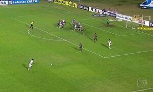 Veja os gols deste sábado (23) nas séries A e B do Brasileirão