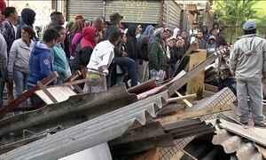 Reintegração de posse em São Paulo termina em confronto
