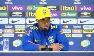 Neymar é candidato a líder na Olimpíada