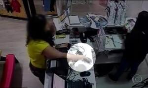 Mulher suspeita de roubar celulares é presa em Maringá (PR)