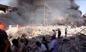 Estado Islâmico reivindica autoria de atentado na Síria que deixou 48 mortos