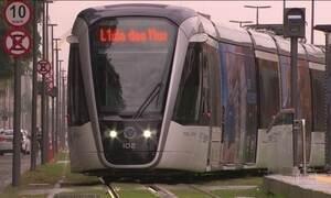 VLT tem problemas operacionais que dificultam vida de passageiros, no RJ