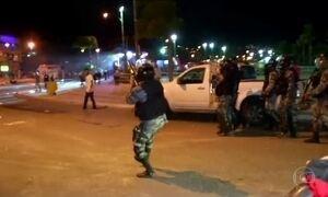Tocha Olímpica chega ao RJ e é alvo de protesto em Angra dos Reis