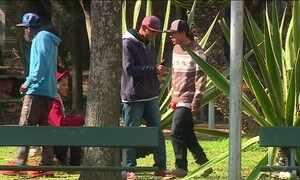 Traficantes fazem feirão de drogas no principal parque de Porto Alegre