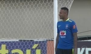 Neymar é confirmado como capitão da Seleção Olímpica