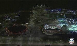 Parque Olímpico é o principal palco das competições